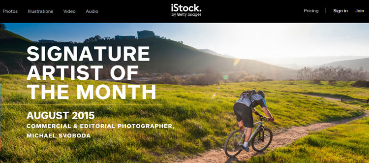 istock-artist-of-the-month